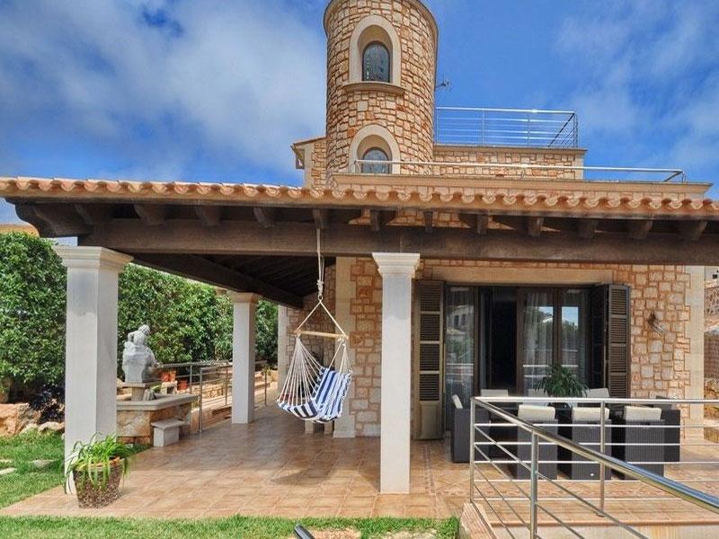 Ferienhaus Villa Salto Cala Santanyi - ab 245,--€