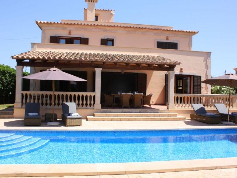 Ferienhaus Villa es Dofi Cala Santanyi - ab 240,--€