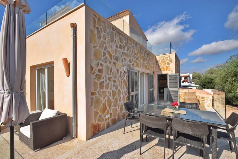 Ferienhaus Casa Guapita Cala Llombards - ab 205,--€