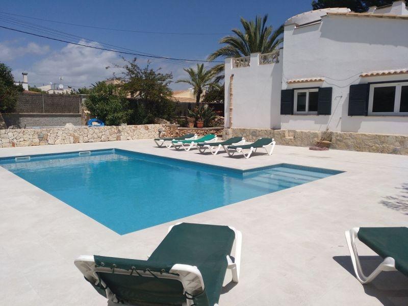 Ferienhaus Casa Bluna Cala Lllombards - ab 150,--€