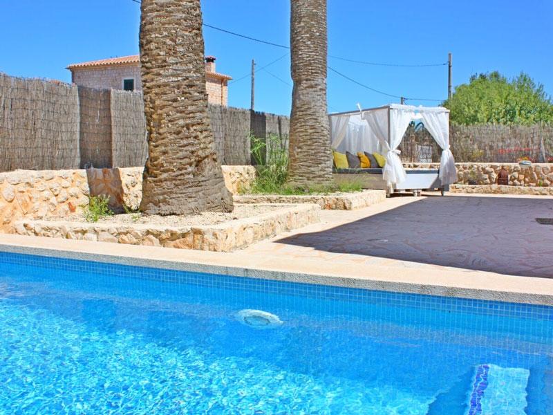 Ferienhaus Villa Maria Cala Llombards - ab 110,--€