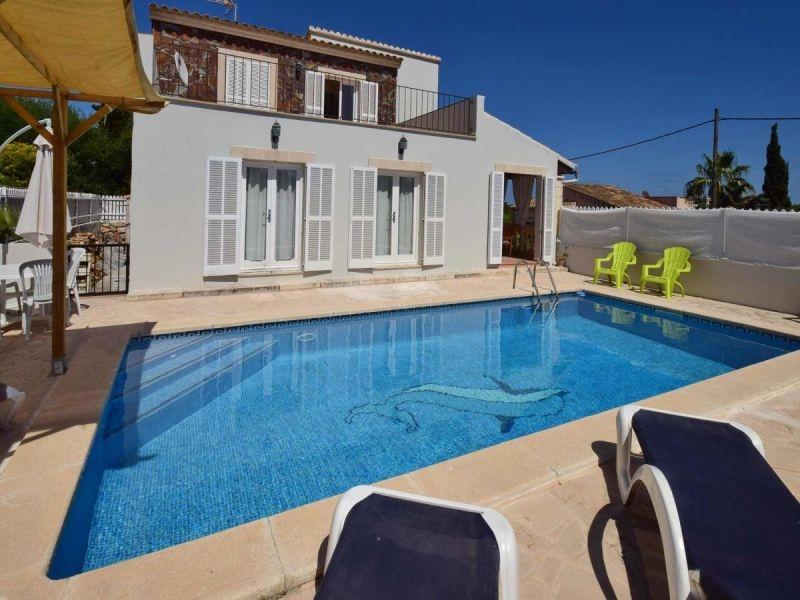 Ferienhaus Casa Miramar Cala Llombards - ab 155,--€