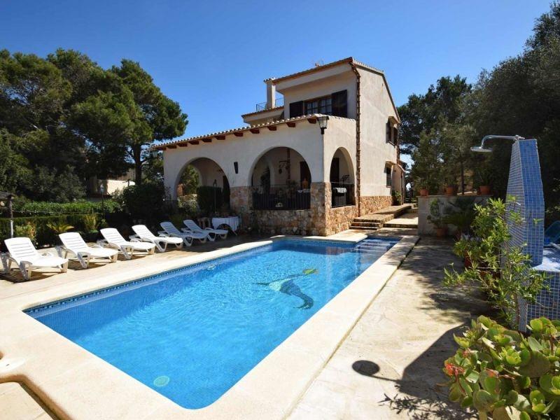 Ferienhaus Casa Ca´n Monxu Cala Llombards - ab 140,--€